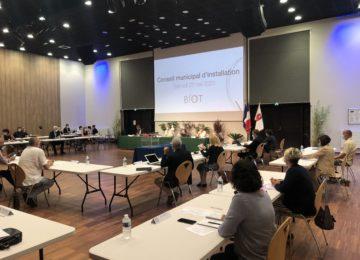 Conseil municipal du 30 juin