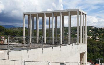 Pour ou contre les colonnes du parvis de la Mairie ? Découvrez les résultats du sondage