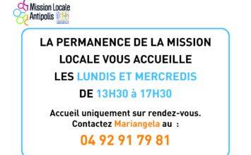 La mission locale reprend du service