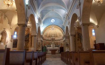 Eglise Sainte Marie-Madeleine – Ouverte de 17h à 18h