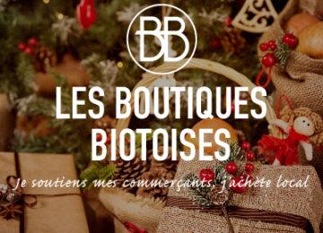 lesboutiquesbiotoises.fr : Je soutiens mes commerçants, j'achète local !