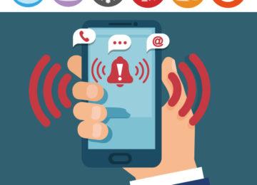 Inscrivez-vous à la téléalerte pour être informé en cas de risque majeur