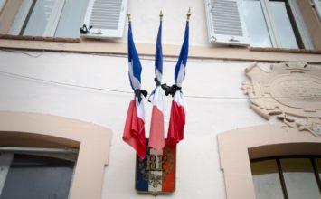 Hommage national aux victimes de l'attaque terroriste de la basilique Notre-Dame à Nice