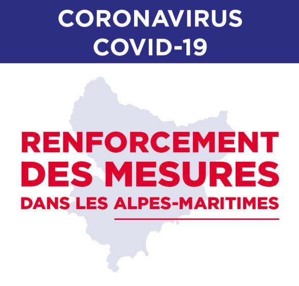 COVID-19 : Toutes les mesures à Biot