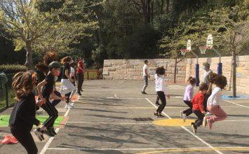 Reprise des entraînements en extérieur sur Biot pour le Noi Gia Dao et le Taekwondo.