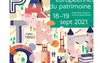 Découvrez les journées européennes du patrimoine à Biot – les 18 & 19 septembre 2021