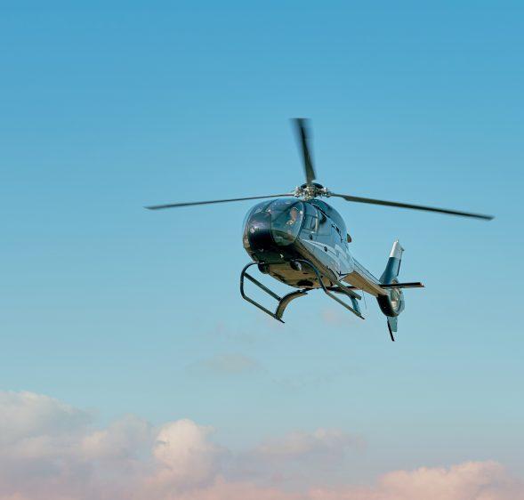 SURVOLS EN HELICOPTERE : INSPECTION DES RESEAUX PAR ENEDIS